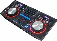 MUSYSIC MU-AIO2 Pro DJ MIDI Controller with CD and USB Playback & Sound effects