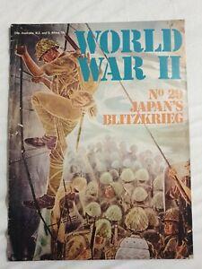 World War 2 Magazine Vol 2 No 29