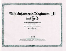 IR 411 Infanterie Regiment Tuckum Riga Wich Jakobstadt Düna Lettland