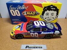 2004 Kenny Wallace #00 Aaron's / Mad Magazine Chevy CWB 1:24 NASCAR Action MIB