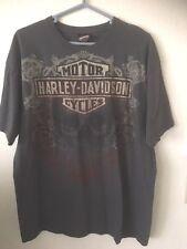 HARLEY DAVIDSON TWIN CITIES HD MPLS/ST PAUL MEN'S T SHIRT SEE MEASUREMENTS