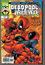 DEADPOOL TEAM-UP 1 NM- 9.2 1st appearance Widdle Wade Movie X-Men