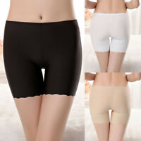 Lady Women Elastic Safety Lace Soft Under Shorts Pants Underwear Shorts Panties