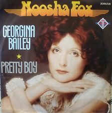 "7"" 1977 KULT & RARE MINT-! NOOSHA FOX : Georgina Bailey"