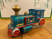 TM Toys Modern Toys Japan 3191 Train Locomotive - Working Battery Operated