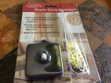 MUDDER QUARTZ CLOCK MOVEMENT NEW IN PACKAGE