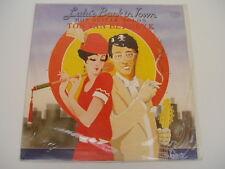 TON VAN BERGEYK - Lulu's Back In Town - RARE LP record
