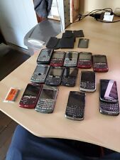 BUNDLE! 13 BlackBerry Smartphones (AT&T) BOLD TORCH 8310 EXTRA BACKS POUCH