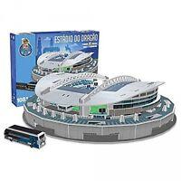 Porto Estadio Do Dragao 3D Jigsaw Puzzle 375mm x 375mm x 91mm (kog)