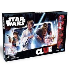 NEW HASBRO CLUEDO STAR WARS EDITION BOARD GAME B7688