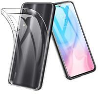 Handy Case für Xiaomi Mi A3 Hülle Transparent Schutz Tasche Handyhülle Cover