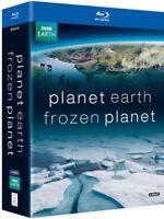 Planet Earth / Frozen Planet Blu-Ray Nuovo (BBCBD0168)