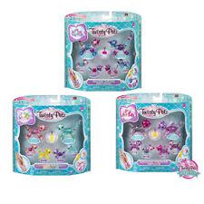 Twisty Petz Family 6 Pack  - Rainbow Puppy, Unicat, Bumble Bear, Rare, Brand New