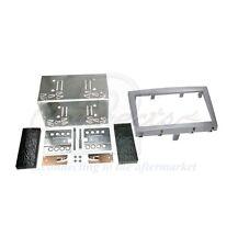 PORSCHE BOXSTER 987 GEN2 Double Din Stereo Facia Fitting kit Anthracite