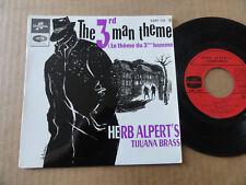 """DISQUE 45T DE HERB ALPERT'S  """" THE 3rd MAN THEME """""""