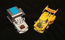 Disney Store (Pixar) Cars Toon - Taco Truck Mater, Funny Car Mater 1:43 Scale