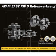 AFAM Easy Riv 5 Kettenwerkzeug - Nietwerkzeug Motorrad Ketten Kettennietwerkzeug