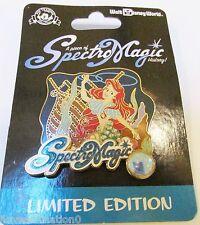 Disney  WDW Piece of Disney History 2014 SpectroMagic Ariel Pin