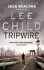 Tripwire: (Jack Reacher 3) by Lee Child New Paperback Book