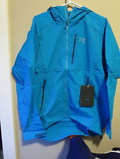 Mens New Arcteryx Gamma SL Hybrid Hoody Jacket Size Large Color Riptide