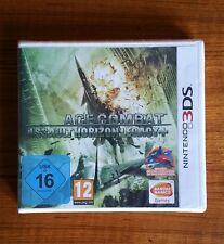 Ace Combat: Assault Horizon Legacy + (Nintendo 3DS, 2015, Keep Case)