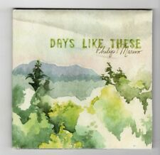 (IB318) Philip Marino, Days Like These - 2016 CD