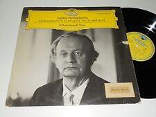 BEETHOVEN VG++ Wilhelm Kempff Piano Sonata No. 31 32 Deutsche Grammophon