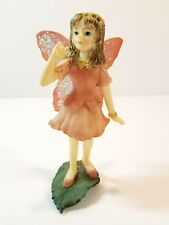 Thoughtful Fairy by Dezine The Fairy Collection w Box 1993