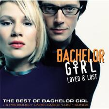 BACHELOR GIRL LOVE & LOST The Best of CD NEW
