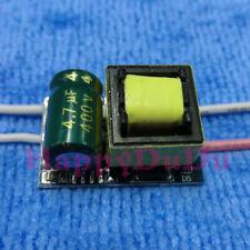 Controlador de LED 1pc de CA 4 ~ 5x1W 300mA fuente de alimentación Lámpara Luz Bombilla E27 E26 GU10 4W 5W