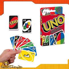 Juego Juegos De Tabla Mesa De Società Tarjetas para Niños Adultos Uno 7+