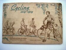 "Vintage Cigarette Trading Cards for ""Cycling 1839-1939"" Collector Booklet   *"