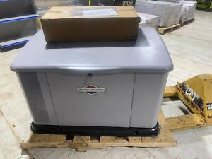 Briggs & Stratton 20kW Home Standby Generator w/ Transfer Switch (040586)
