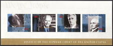 4422 Supreme Court Justices Mint NH 2009 Sheet Brookman Retail Value $7.00 Save