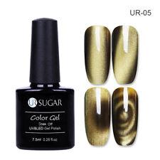 7.5ml UR SUGAR Nail UV Gel Polish Magic Box Magnetic Soak Off Yellow Gel Varnish