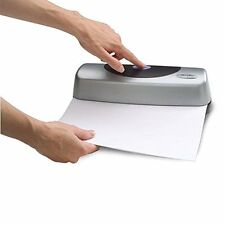Swingline Electric 3 Hole Paper Punch Machine Desktop 15 Sheet Portable Puncher