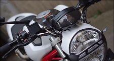 Cover strumentazione carbonio Ducati Monster 696 796 1100 COVER INSTRUMENTS