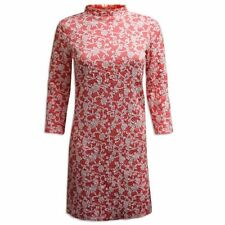 Warehouse 3/4 Sleeve Floral Dresses for Women