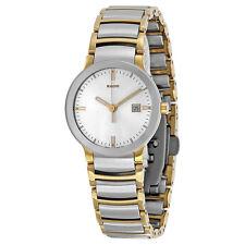 Rado Centrix Jubile Silver Dial Two-tone Ladies Watch R30932103