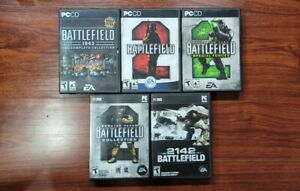 Battlefield Pc Game Lot