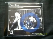 POISON IDEA-DARBY CRASH RIDES AGAIN THE EARLY YEARS CD USA HARDCORE