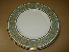 "Royal Doulton English Renaissance H 4952 salad/side plate OD 8 1/8"" - 20.7CM"