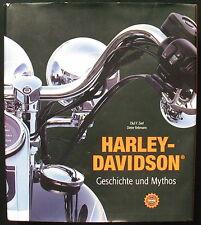 Harley DAVIDSON - Geschichte und Mythos - Oluf F. Zierl/Dieter Rebmann -Könemann