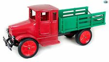 Fabulous 1926 Pressed Steel Reproduction Old Time Toys Buddy L Stake Side Truck