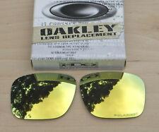 NWOT Oakley Holbrook Lens Authentic Oakley Polarized 24K Gold Iridium Lens