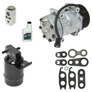 New A/C Compressor and Component Kit KT 4634 - R7091003 W250 D250 D350 W350