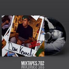 Dom Kennedy - 25th Hour Mixtape (Full Artwork CD Art/Front Cover/Back Cover)
