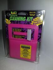 NEW Eliminator Cleaning kit for Sega Genesis 1 2 3 Nomad & Megadrive Console