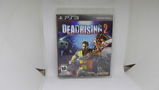 Dead Rising 2 (Sony PlayStation 3, 2010) Complete