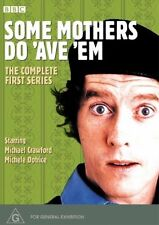 Some Mothers Do 'Ave 'Em : Series 1 DVD Brand New still Sealed FREE POSTAGE